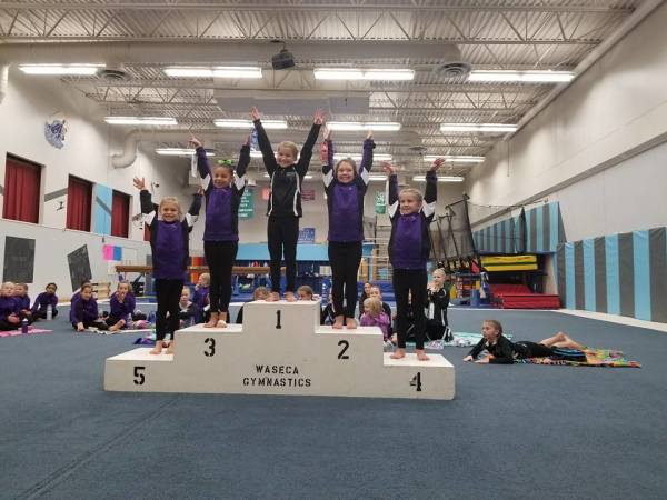 Bronze All-Around at Waseca